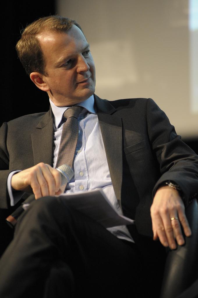 Photo Jean-Philippe GROSMAITRE, Directeur associé Reorganisation Services chez Deloitte