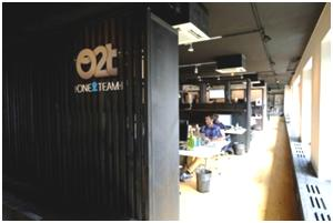 Locaux de la société One2Team