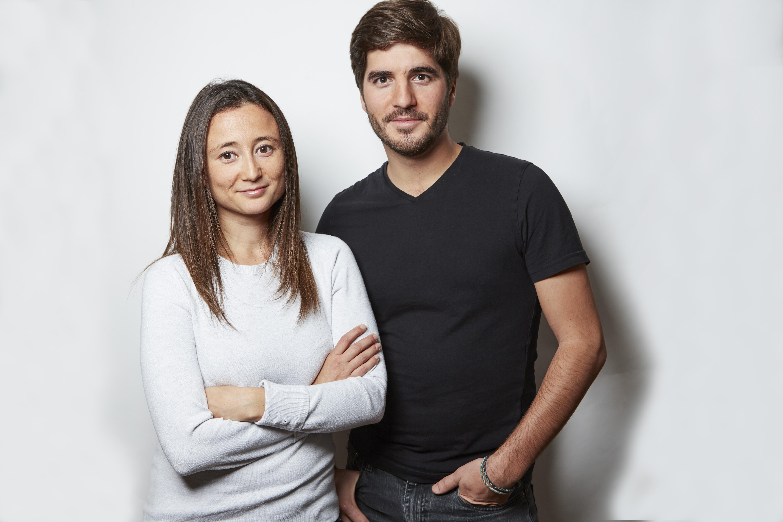 Troov - fondateurs Aurélie & Grégoire