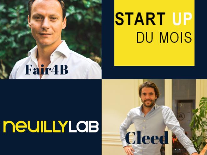 Startup mois octobre