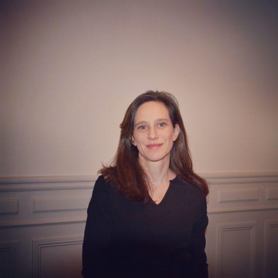 portrait de Hélène DECOURTEIX